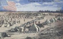 mil002160 - Military Postcard Post Card Old Vintage Antique