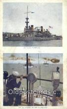 mil002178 - USS Oregon Military Postcard Post Card Old Vintage Antique