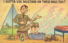 mil002183 - Military Postcard Post Card Old Vintage Antique