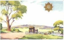 mil002211 - Royal Army Service Corps Military Postcard Post Card Old Vintage Antique