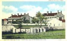 mil002270 - Old Fort Smith, Arkansas, AR USA Military Postcard Post Card Old Vintage Antique