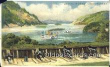 mil002282 - West Point On The Hudson River, New York, NY USA Military Postcard Post Card Old Vintage Antique