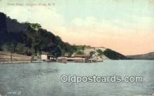mil002287 - West Point, Hudson River, New York, NY USA Military Postcard Post Card Old Vintage Antique