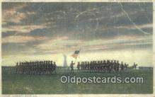 mil002309 - Military Postcard Post Card Old Vintage Antique
