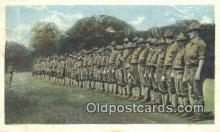 mil002319 - Military Postcard Post Card Old Vintage Antique