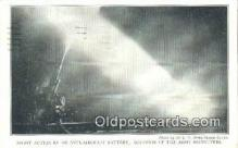 mil002326 - Anti Air Craft Battery Military Postcard Post Card Old Vintage Antique