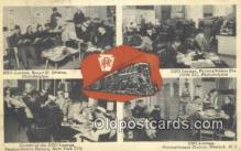 mil002340 - USO Lounges Military Postcard Post Card Old Vintage Antique