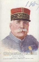 mil006012 - Marshal Joffre Military, WW I, World War I, Postcard Postcards