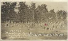 mil006055 - USAACS Oakland Park, Sept 24th 1917 Military, WW I, World War I, Postcard Postcards