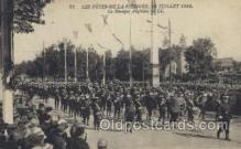 mil006092 - La Musique Anglaise Military, WW I, World War I, Postcard Postcards