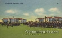 mil006123 - Fort Bliss,  Texas, USA Military, WW I, World War I, Postcard Postcards