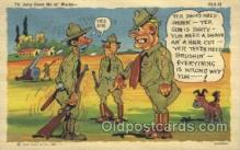 mil006157 - Military, WW I, World War I, Postcard Postcards