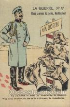 mil007049 - La guerre No. 17 Military Postcard Postcards