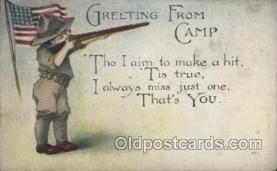 mil007068 - Military Postcard Postcards