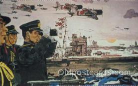 mil007070 - Robert McCall Military Postcard Postcards