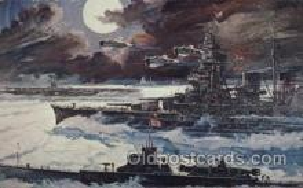 mil007071 - Robert McCall Military Postcard Postcards