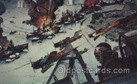 mil007073 - Robert McCall, Pearl Harbor Military Postcard Postcards