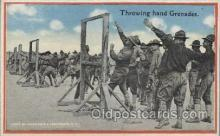 mil007077 - Active Army Life Military Postcard Postcards