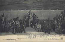 mil007146 - Pantheon De la Guerre Military Postcard Postcards