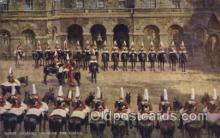 mil007152 - Horse Guards Changing Guard Military Postcard Postcards