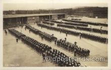mil007177 - F 14 Chow line Military Postcard Postcards
