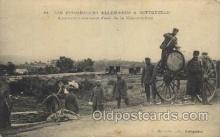 mil007226 - R. Minvielle, edit, Coetquidan Military Postcard Postcards