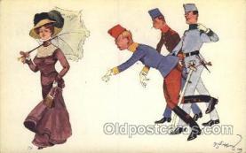 mil007246 - B.K.W.I. 336-4 Military Postcard Postcards
