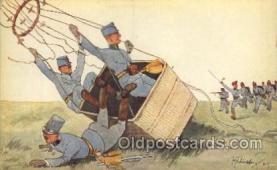mil007247 - B.K.W.I. 346-4 Military Postcard Postcards