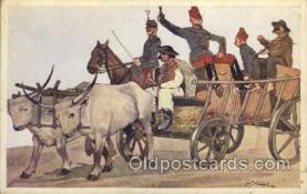 mil007248 - B.K.W.I. 469-4 Military Postcard Postcards