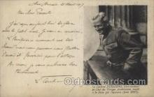mil007279 - Le General Pershing Military Postcard Postcards