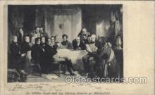 mil007294 - Sir Walter Scott and His Literary Friends at Abbotsford, Military Postcard Postcards