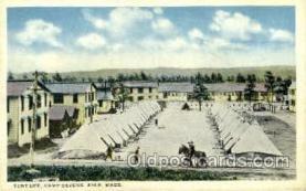 mil007329 - amp Devens Ayer, Massachusetts, USA Military Postcard Postcards