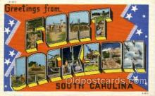 mil007343 - Fort Jackson, South Carolina, USA Military Postcard Postcards