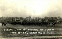 Second Cavalry, Fort Riley, Kansas, USA