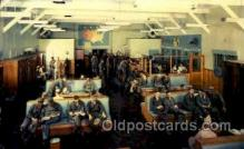 mil007381 - Public telephone center fort Eustis, Verginia, USA Military Postcard Postcards