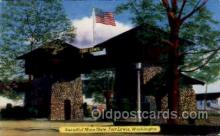 mil007400 - Fort Lewis, Washington, USA Military Postcard Postcards