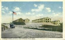 mil007404 - Headquarters Camp devens, Massachusetts, USA Military Postcard Postcards