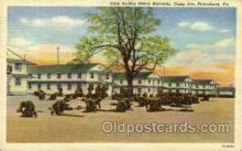 mil007410 - Camp Lee, Petersburg, Verginia, USA Military Postcard Postcards