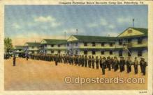mil007411 - Camp Lee, Petersburg, Verginia, USA Military Postcard Postcards