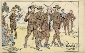 mil007427 - Military Postcard Postcards