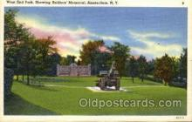 mil007450 - Amsterdam, New York, USA Military Postcard Postcards