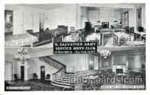 Salvation Army Service Mens Club