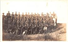 mil025073 - Military Real Photo Post Cards Old Vintage Antique Soldier, Army Men