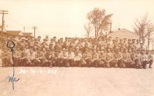 mil025084 - Military Real Photo Post Cards Old Vintage Antique Soldier, Army Men