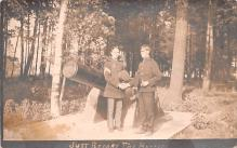 mil025089 - Military Real Photo Post Cards Old Vintage Antique Soldier, Army Men