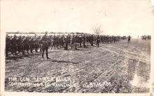 mil025091 - Military Real Photo Post Cards Old Vintage Antique Soldier, Army Men