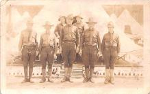 mil025103 - Military Real Photo Post Cards Old Vintage Antique Soldier, Army Men