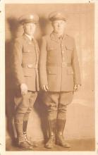 mil025143 - Military Real Photo Post Cards Old Vintage Antique Soldier, Army Men