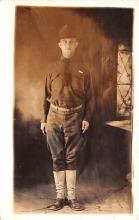 mil025152 - Military Real Photo Post Cards Old Vintage Antique Soldier, Army Men