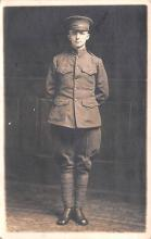 mil025156 - Military Real Photo Post Cards Old Vintage Antique Soldier, Army Men